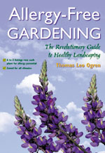Allergy-Free Gardening Flower Pollen Allergies