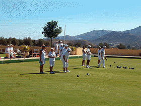 Cabrera Bowls Cabrera-Bowls-Club-Green v Cabrera Lawn Bowling Club