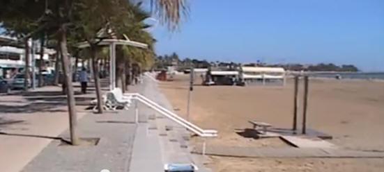 Cambrils-Beach