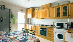 Cinnuelica villa kitchen Property Sales Costa Blanca