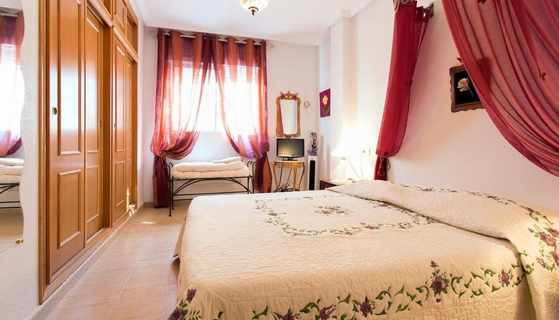 Cinnuelica villa bedroom