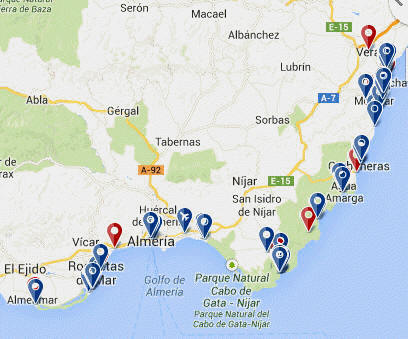 Costa-Almeria-Accomodation