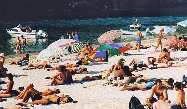 Galicia-Camping