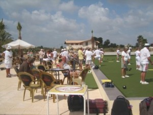 El Rancho social El rancho Green Bowling club