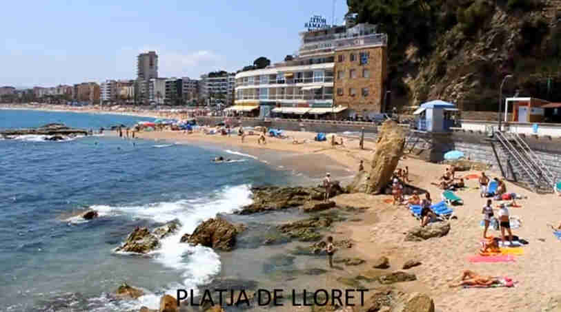 Lloret costa brava INDEX
