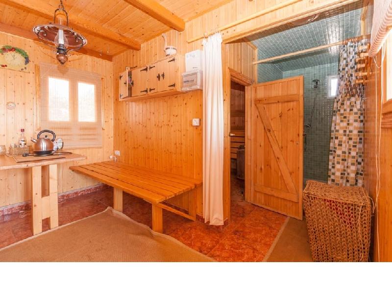 Los Altos villa with sauna