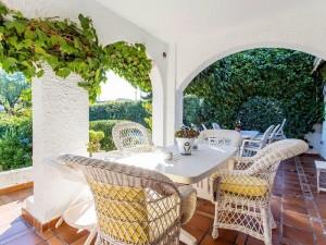 Los Balcones veranda Property Sales Costa Blanca