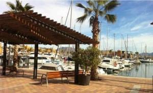 Mazarron-Port-View Local Towns near Alicante