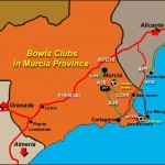 Murcia-Bowls-Map Sporting Holidays