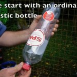 Plasic-Bottle gardening