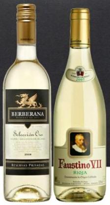 Spanish-White-Wine Duo Set