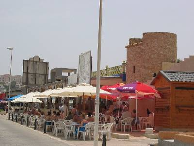 beach-bar-la-mata Costa Blanca Information