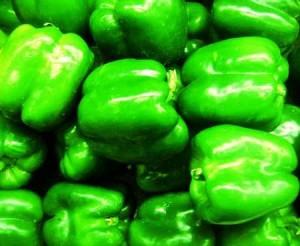 bell-peppers-Green bell peppers