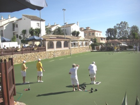 benavista-playing Benavista Bowls Club