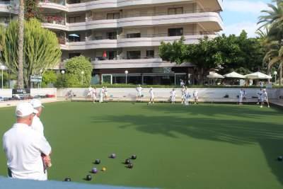 calpe bowls club rink