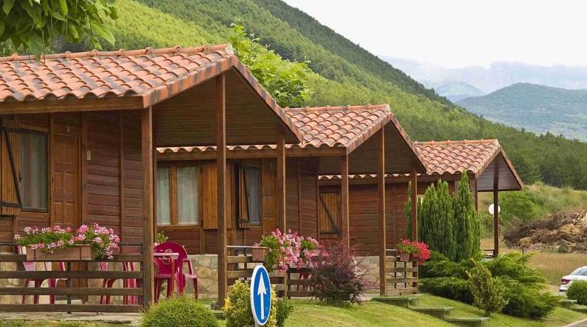 campsites-view cabins bungalows