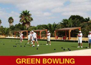 El rancho Green Bowling