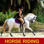 El rancho Horse Riding