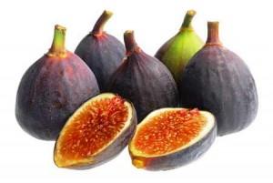 Figs cut