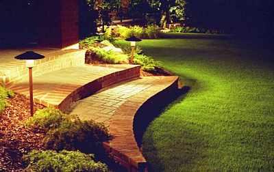 garden lighting-