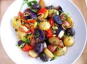 potatoes-Potato salad potatoes