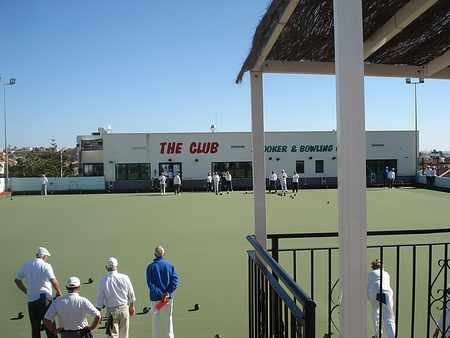 Quesada-Bowling-Green Quesada Bowling Club Bowls Quesada