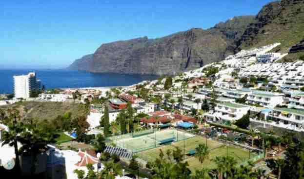 Acantildos-View Acantilado Tenerife