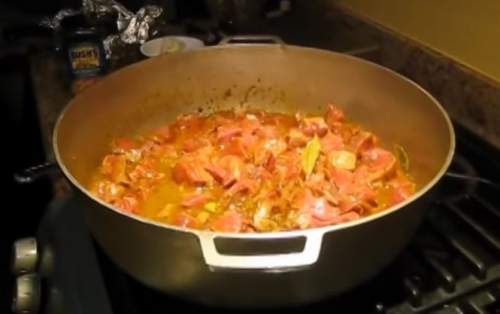 beef stew pot