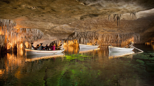mallorcan caves