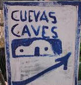 CAVES-SIGN-2 Caves Rojales