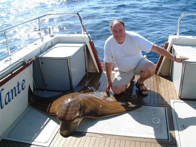 Charter-Boat-Volante Fishing Info