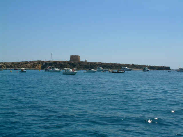 Tabarca Island Sea Fishing Trips Prices