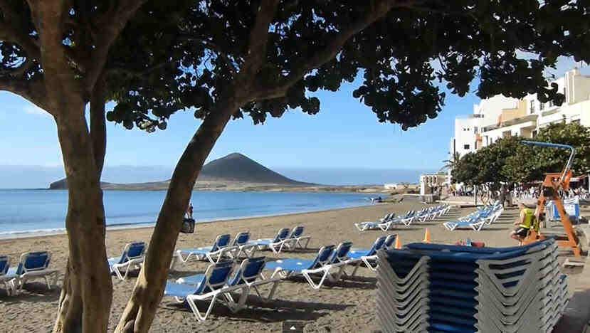 El-Medano-Beach El Medano