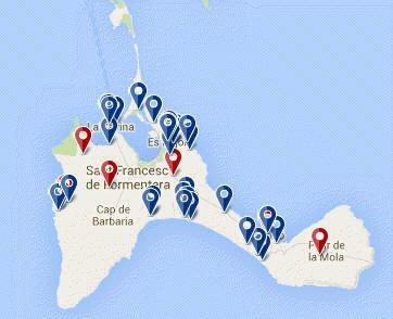 Vacation Formentera-Island formentera