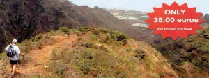 Tenerife information Tenerife Guided-Walk-Offers