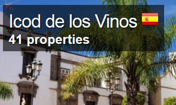 Icod-rentals Icod de los Vinos