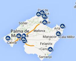 Mallorca-Hotels mallorcan caves