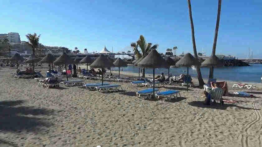 Playa-La-Pinta-Adeje Adeje