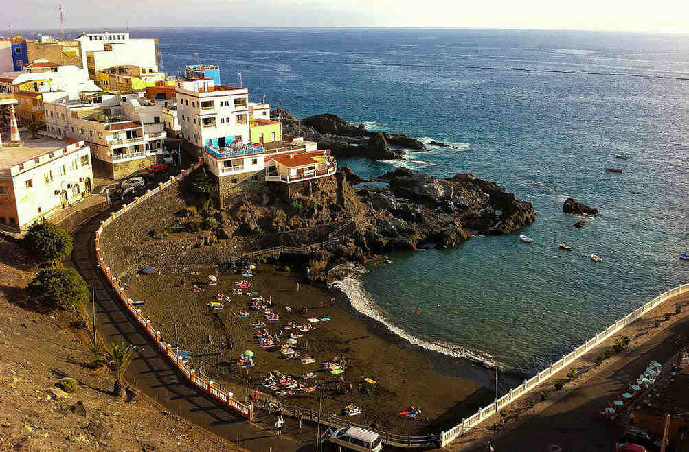 Puerto-de-Santiago Puerto de Santiago