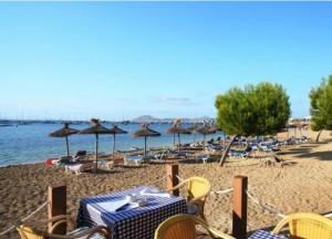 Puerto-pollenca-beach Mallorca