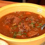 Spanish Beef Stews cooking spanish style