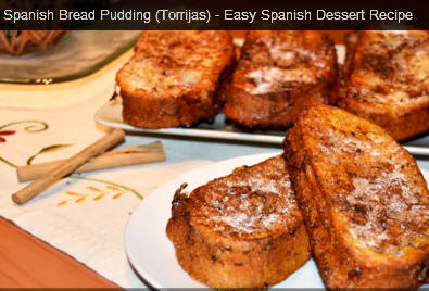 bread pudding Spanish-Bread-Pudding