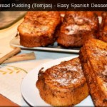 Spanish Deserts cooking spanish style