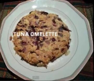 Tuna Omelett