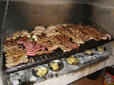 Camper-Park-San-Fulgencio Mediterranean Barbecue