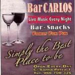 carlos_bar torrevieja area
