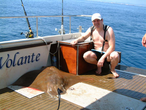 Fishing - Wreck, Reef Sea Fishing Trips Prices