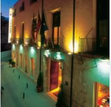 hotel palicio Treaty of Orihuela