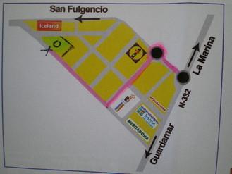 San Fulgencio Oasis oasis-map