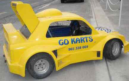 Go Kart Information